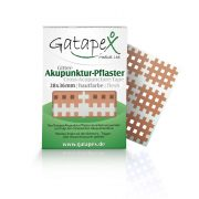Gatapex Akupunktur-Pflaster hautfarbe