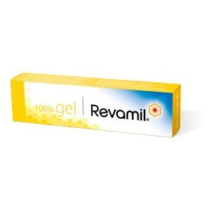 Wundgel mit reinem Revamil-Honig