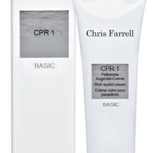 Augencreme CPR 1 von Chris Farrell