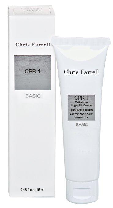Chris Farrell Augencreme CPR1