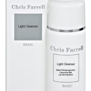 Reinigungsmilch Light Cleanser von Chris Farrell