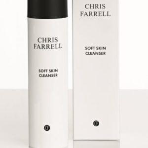 Reinigungsmilch Soft Skin Cleanser von Chris Farrell