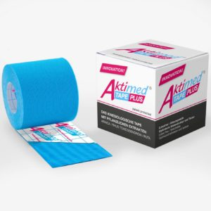 Aktimed Tape ist ein innovatives kinesiologisches Tape