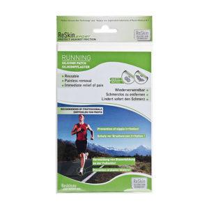 ReSkin Running Kombi Patch Silikonpflaster