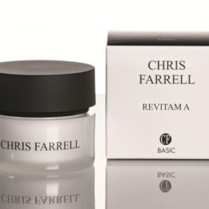 Gesichtscreme Revitam A von Chris Farrell