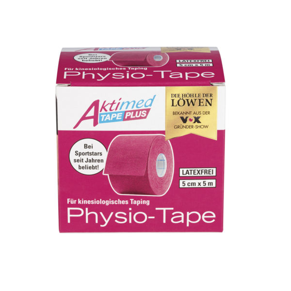 Aktimed Tape plus pink