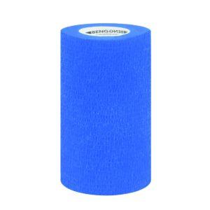 Elastische Bandage ROGG Elastic blau 10 cm