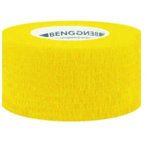 Elastische Bandage ROGG Elastic gelb 2,5 cm