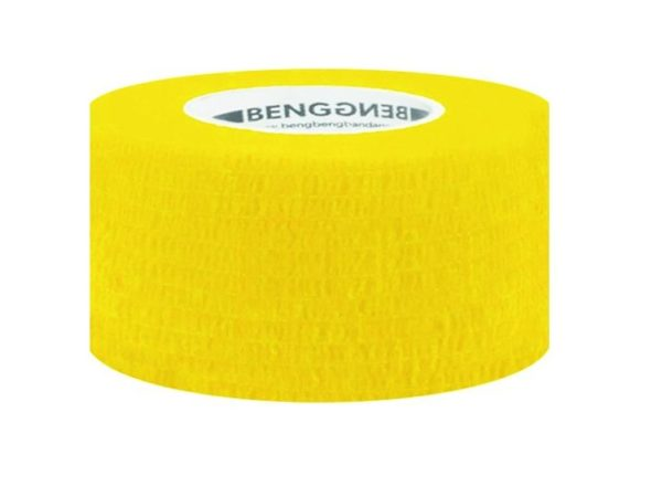 ROGG Elastic gelb 2,5 cm