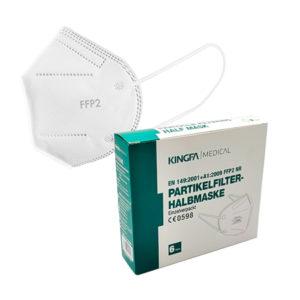 KingFa FFP2 Partikelfilter-Halbmaske